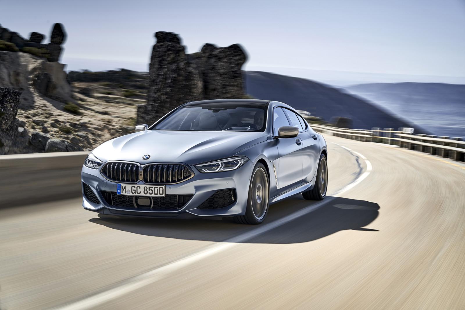Foto de BMW Serie 8 Gran Coupé (presentación) (110/159)