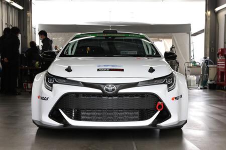 El motor de combustión alimentado por hidrógeno de Toyota