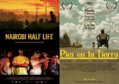 Cines del Sur 2013 | 'Nairobi Half Life', de Tosh Gitonga, y 'Pies en la tierra', de Mario Pedernera
