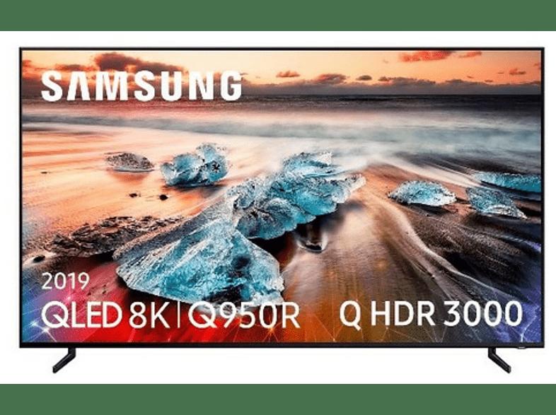 Samsung QE55Q950RB 8K con Inteligencia Artificial (IA), HDR y Smart TV