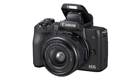 Canon Eos M50 Black