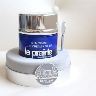 Probamos Skin Caviar Luxe Cream de La Prairie, la crema de 400 euros que aman las celebrities