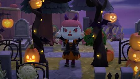 Animal Crossing: New Horizons celebrará Halloween durante todo octubre con una actualización de lo más terrorífica