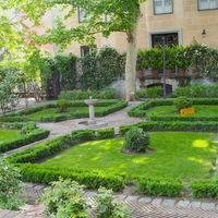Jardines del Príncipe de Anglona, un oasis en pleno centro de Madrid