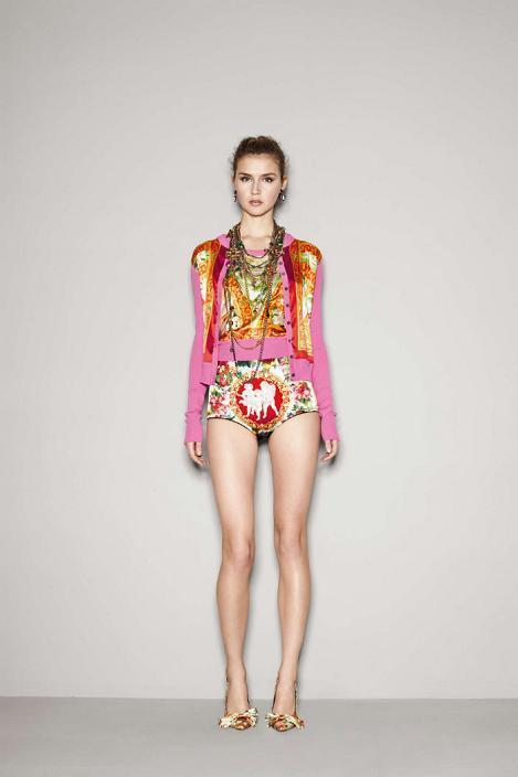 Dolce & Gabbana Fall 2011