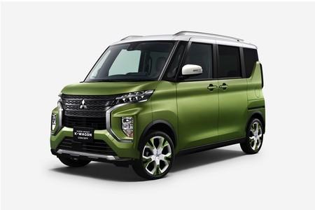 Mitsubishi Super Height K Wagon 2