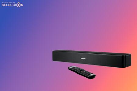 La compacta barra de sonido Bose Solo 5 está más barata que nunca en Amazon: 153,99 euros