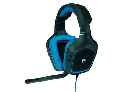 Más baratos todavía sólo esta mañana: los auriculares gaming Logitech G430, en Mediamarkt por 39,99 euros