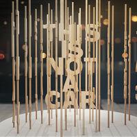 """""""Esto no es un coche"""", o la extraña propuesta de Volvo para el Salón de Los Ángeles, donde no llevará ni un solo coche"""