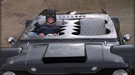 El Flatmobile desbanca al Flat Out como el coche más bajo del mundo