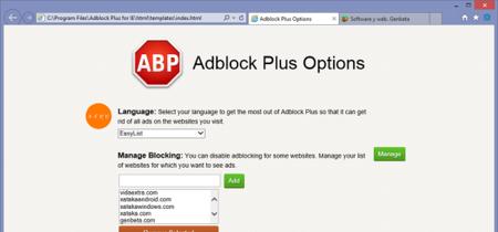 Adblock Plus dejará de dar soporte a Internet Explorer 6 y 7