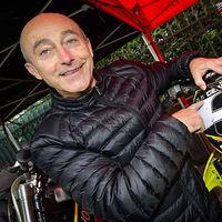 Ha fallecido Eric Geboers, pentacampeón de motocross, tratando de rescatar a su perro