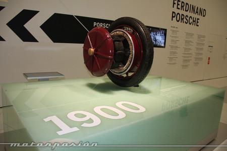 Ferdinand Porsche y sus primeros trabajos