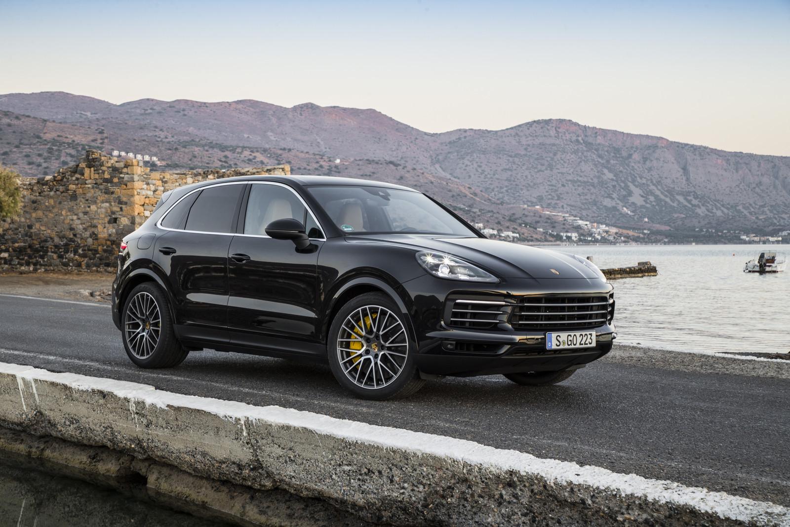 Foto de Porsche Cayenne S 2018 (38/57)