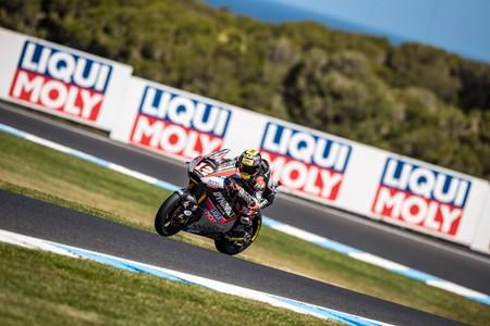 Luthi Australia Moto2 2019