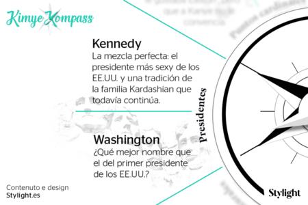Nombres Presidentes Kimye Kompass