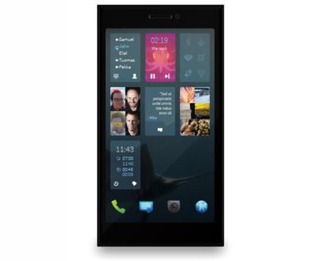 Jolla presentará el primer smartphone basado en Sailfish OS el 20 de mayo