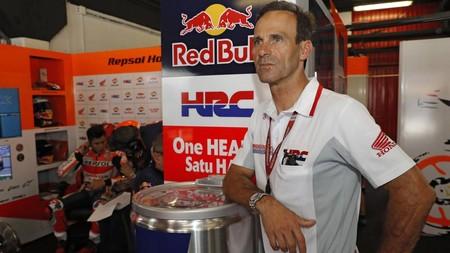 Alberto Puig Honda Motogp