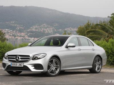 Probamos el Mercedes-Benz Clase E 220d: ¿mejor que el BMW Serie 5 o el Audi A6?