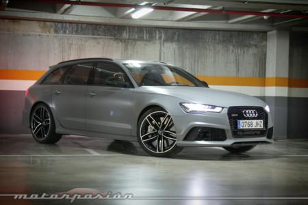 Audi Rs6 Avant Prueba