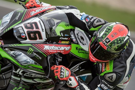 Tom Sykes Superbikes Alemania 2017