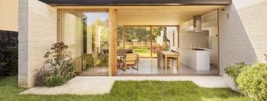 Puertas abiertas: Casa Nostra, una vivienda con la ecoeficiencia y la transparencia visual como banderas