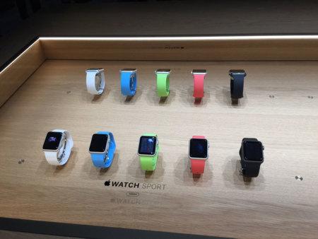 Más detalles sobre la venta del Apple Watch. No, no podrás probar correas de forma aleatoria