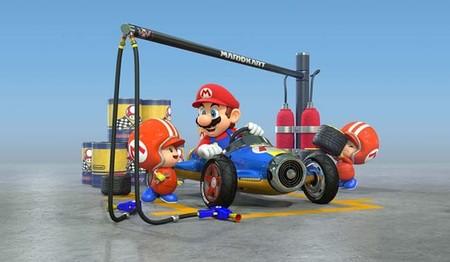 Nintendo Minute con los nuevos elementos de Mario Kart 8