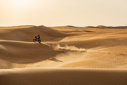 Motos menos potentes, la solución de ASO para evitar accidentes mortales en el Dakar
