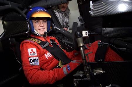 Spielberg producirá una película biográfica sobre Jutta Kleinschmidt que podría acabar en Netflix