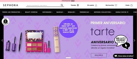 Sephora Web