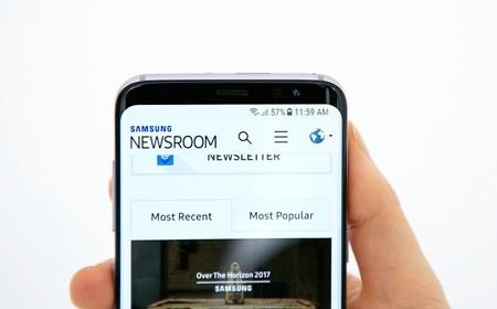 Samsung Galaxy S8 Sensores Frontal