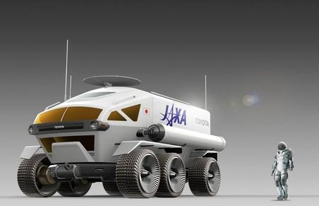 Así es el rover lunar de Toyota: se van a pasar diez años desarrollándolo y Japón pretende usarlo para explorar la Luna