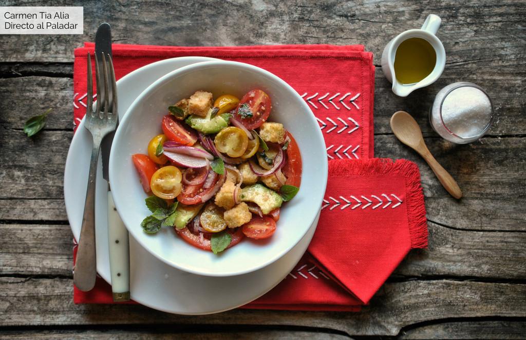 Recetas refrescantes y ligeras en el menú semanal del 3 de agosto