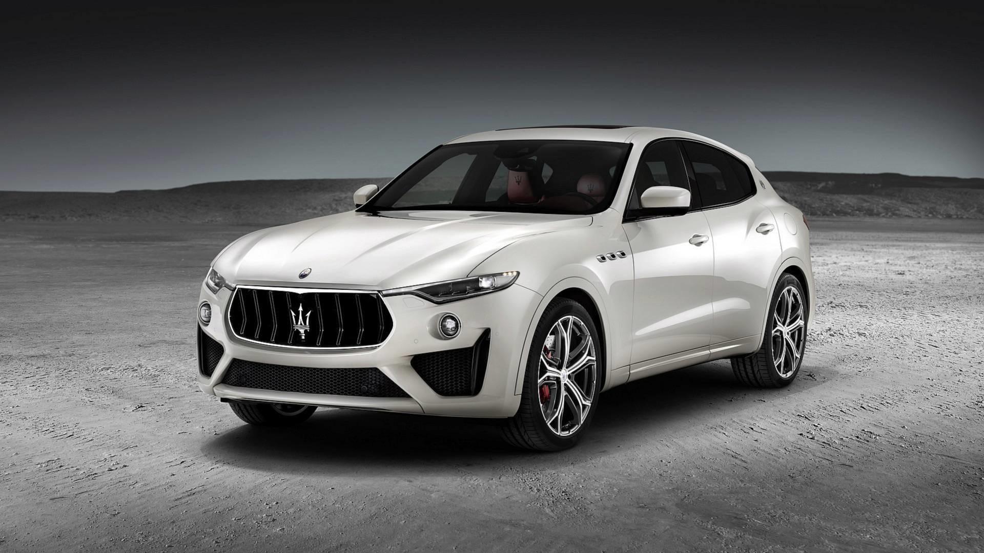 Foto de Maserati Levante GTS (1/5)