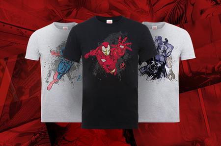 3x2 en camisetas frikis en Zavvi y envío gratuito