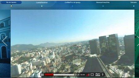 Brasil 360° Experience: panorámicas de sus mayores atractivos