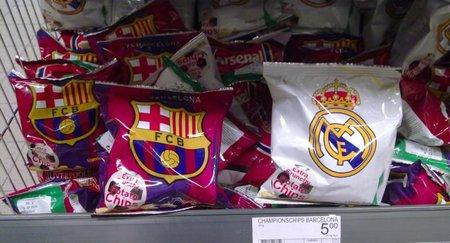 El Barça - Madrid, las audiencias y los bares