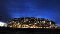 """El estadio Soccer City de Johannesburgo, el """"calabash"""""""