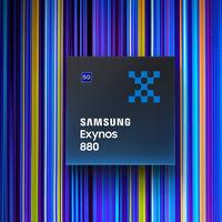 El nuevo Exynos 880 es la apuesta de Samsung para llevar el 5G a la gama media