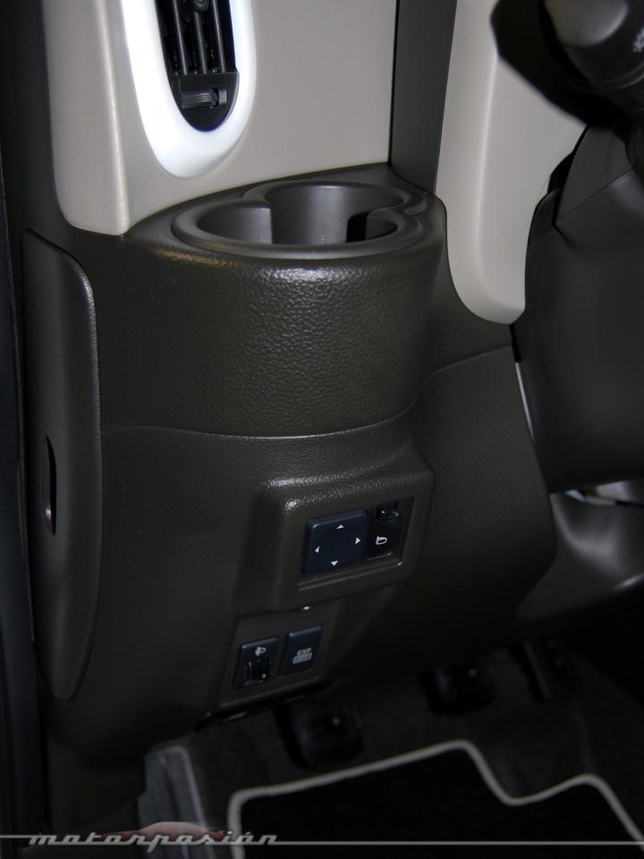 Foto de Nissan Cube (presentación) (41/56)