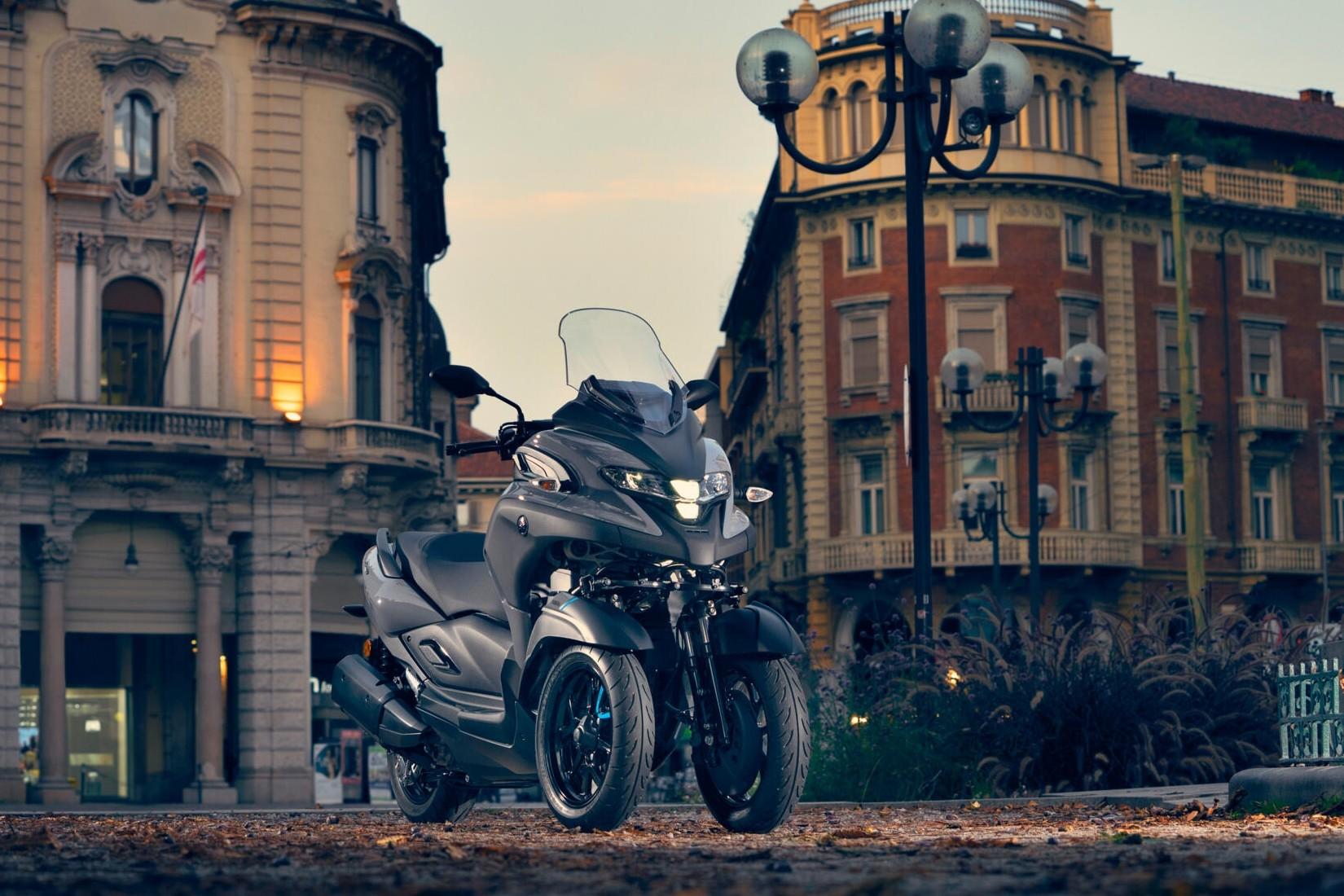 Foto de Yamaha Tricity 300 2020 (10/10)