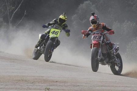 Marc Márquez supera el récord de Valentino Rossi en su propio rancho