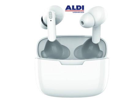 ALDI lanza sus propios auriculares completamente inalámbricos a precio de derribo: 9,99 euros