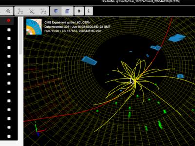 El CERN publica 300TB de datos del Gran Colisionador de Hadrones