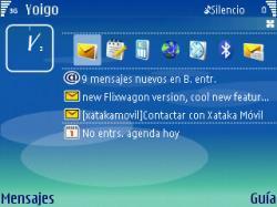 Nokia Email en los Beta Labs