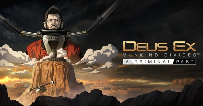 Deus Ex Mankind Divided A Criminal Past Dlc