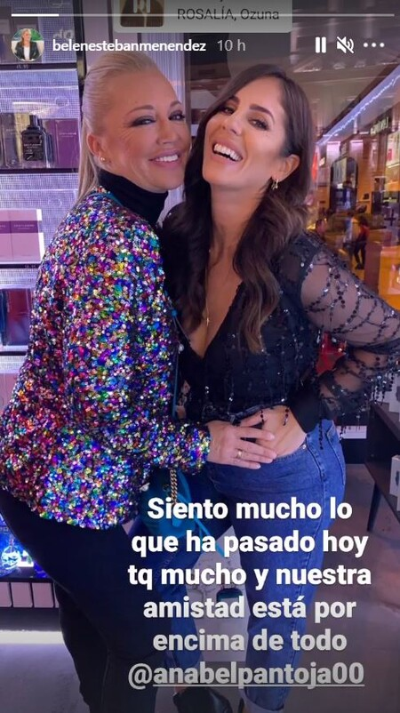 Belen Esteban Instagram