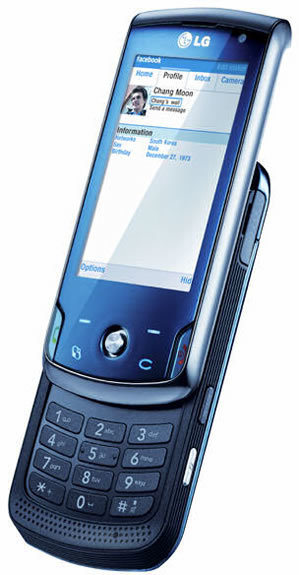 LG KT770 con S60
