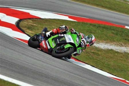 Jonathan Rea Superbikes Malasia 2015